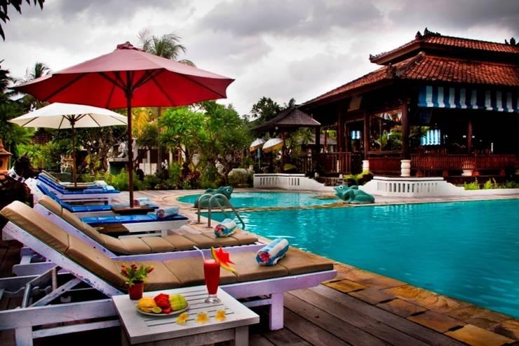 Bali Taman Lovina Resort Bali - Kolam Renang