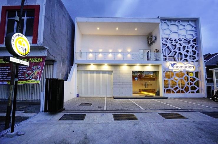 Nomaden Urban Stay Semarang - Exterior