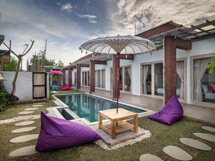 The Tempekan Nyang-Nyang Bali - Exterior