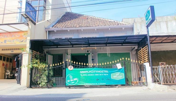 Simplycity Hostel Syariah Bandung Bandung - Exterior