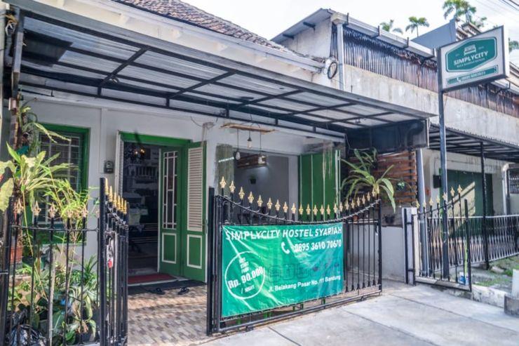 Simplycity Hostel Syariah Bandung Bandung - Facade