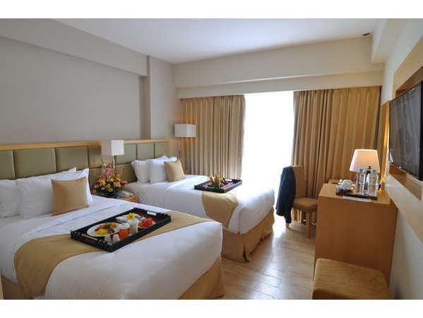 STAR Hotel Semarang - deluxe twin