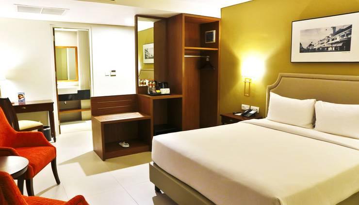 Kokoon Hotel Surabaya Surabaya - Deluxe Queen Bed