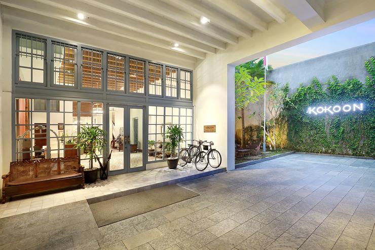 Kokoon Hotel Surabaya Surabaya - lobby depan