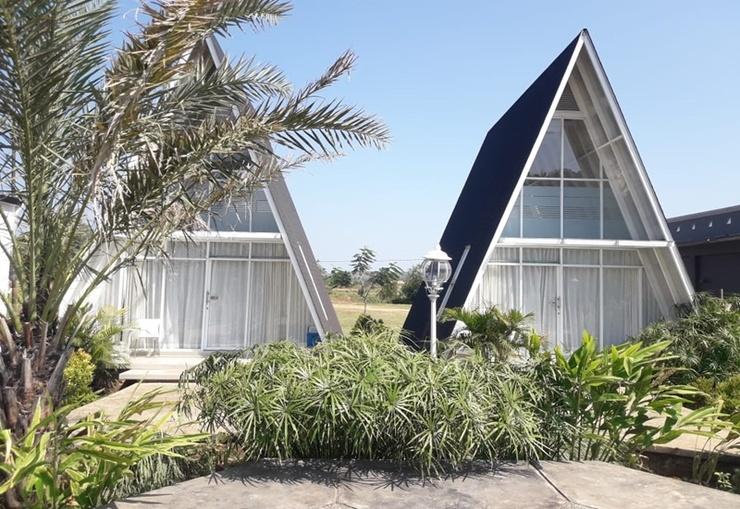 Vanada Bugeul Cottage Sukabumi - Exterior