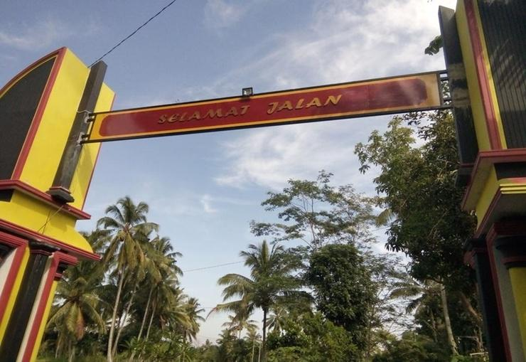 Amet Homestay Lombok - Exterior