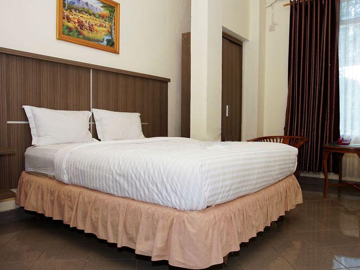 Penginapan Rumah Hijau Palembang - Bedroom