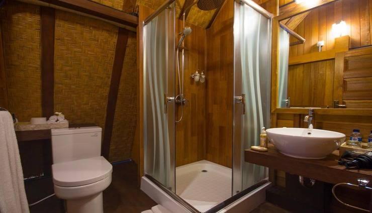 The Kirana Ungasan Bali - Bathroom