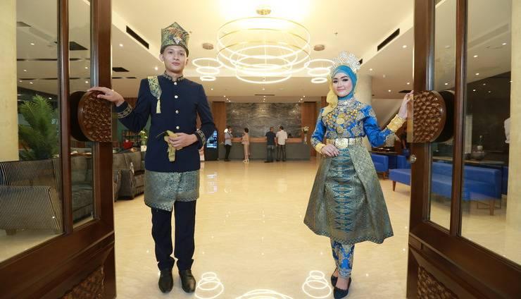 Kyriad Hotel Muraya Aceh Banda Aceh - Lobby/Staff