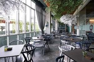 Kyriad Hotel Muraya Aceh Banda Aceh - Smoking Area