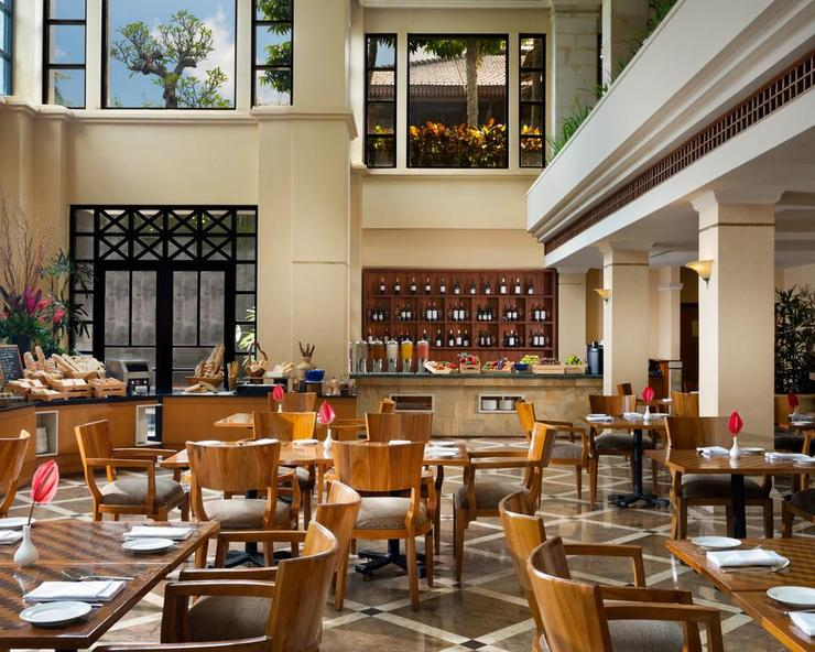 Hyatt Regency Yogyakarta Yogyakarta - Restaurant