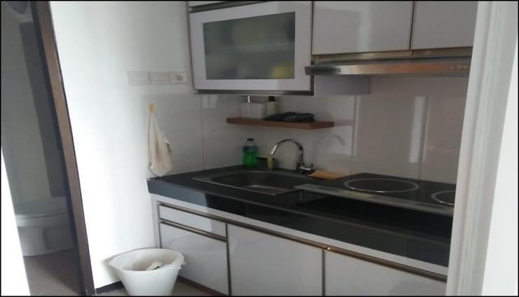 Apartment Gateway Pasteur - Topas Bandung - kitchen