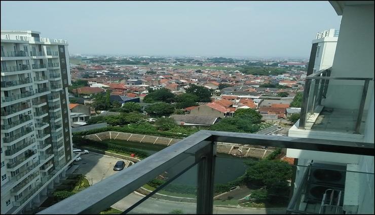 Apartment Gateway Pasteur - Topas Bandung - exterior