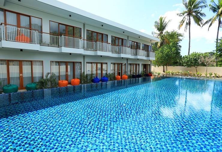 Sammada Hotel & Beach Club Bali - Pool