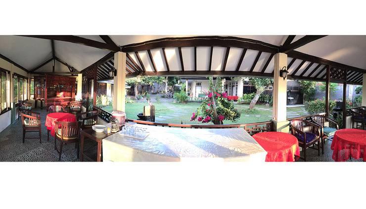 Villa RH Banyuwangi - garden view
