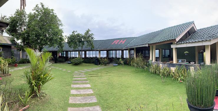Villa RH Banyuwangi - Facade