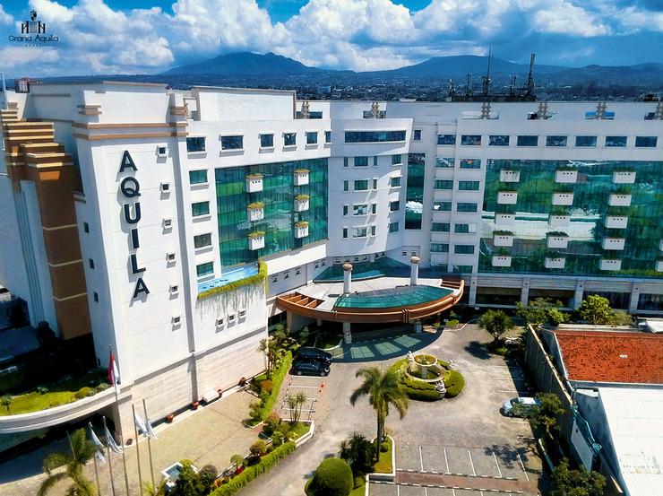 Grand Aquila Hotel Bandung - Bangunan