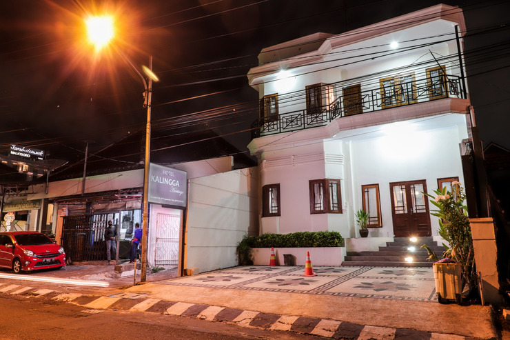 Kalingga Heritage Hotel Yogyakarta - Bagian Depan