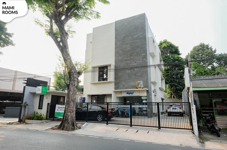MamiRooms Haji Nawi Raya Jakarta Selatan Jakarta - Exterior