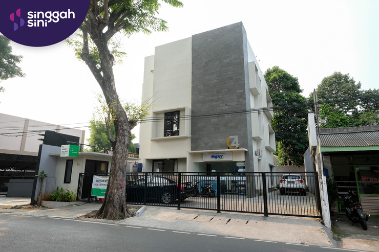 Singgahsini Haji Nawi Raya Jakarta Selatan Jakarta - Exterior