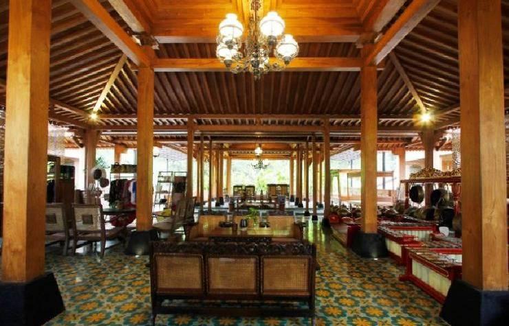 Joglo Mandapa Boutique Hotel And Resto Jogja - Properti