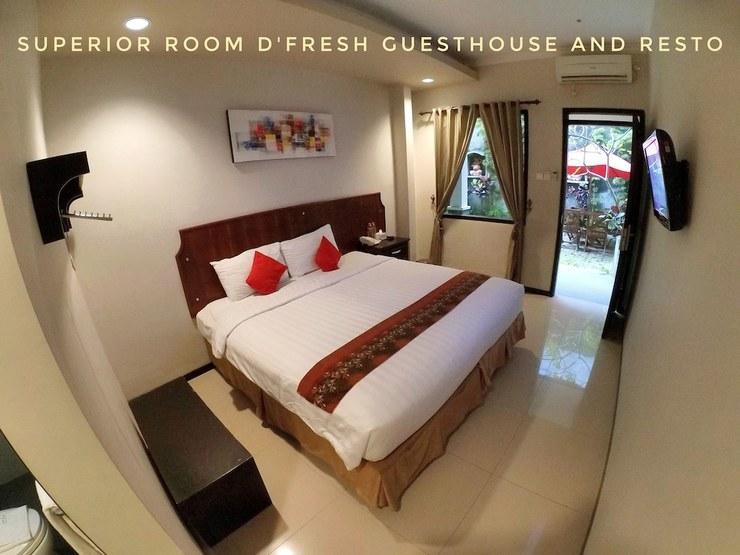D'Fresh Hotel & Resto Malang - Room