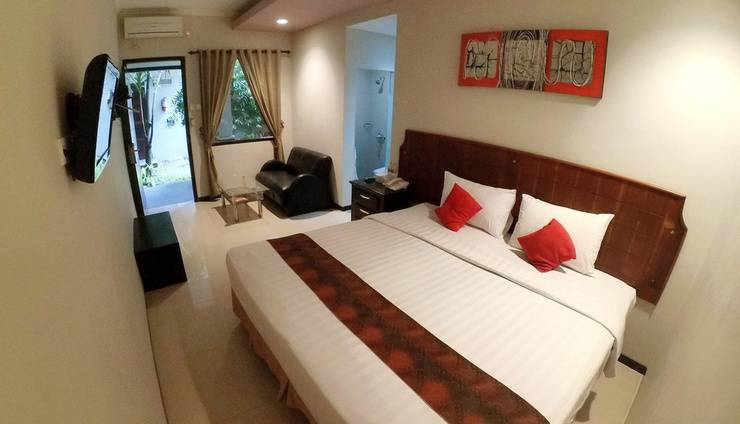 D'Fresh Hotel & Resto Malang - Suite Room
