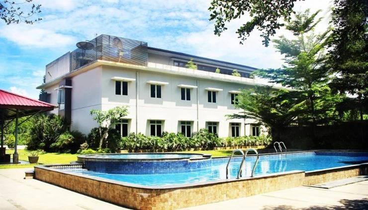 The Pelangi Hotel & Resort Bogor Bogor - Facade