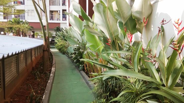 Homey Studio Room at Serpong Greenview Apartment By Travelio Tangerang Selatan - Taman
