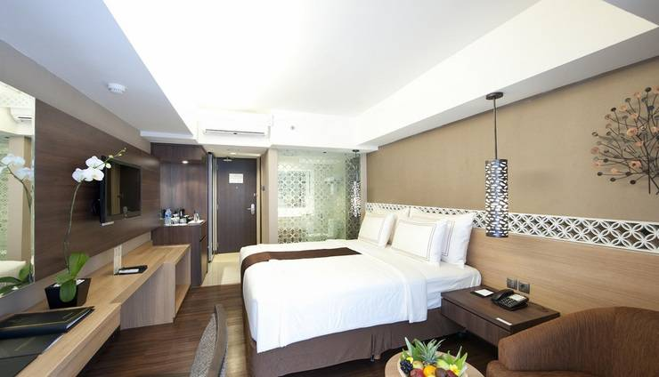 Ramada by Wyndham Bali Sunset Road Kuta - Superior Tempat Tidur Double