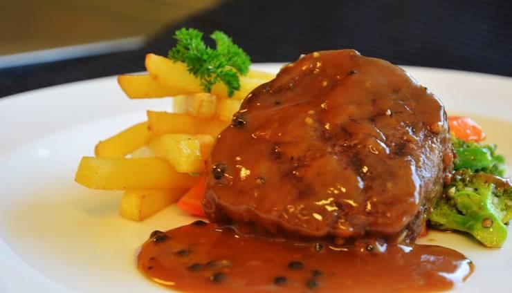 Ramada Bali Sunset Road Kuta - Sirloin Steak