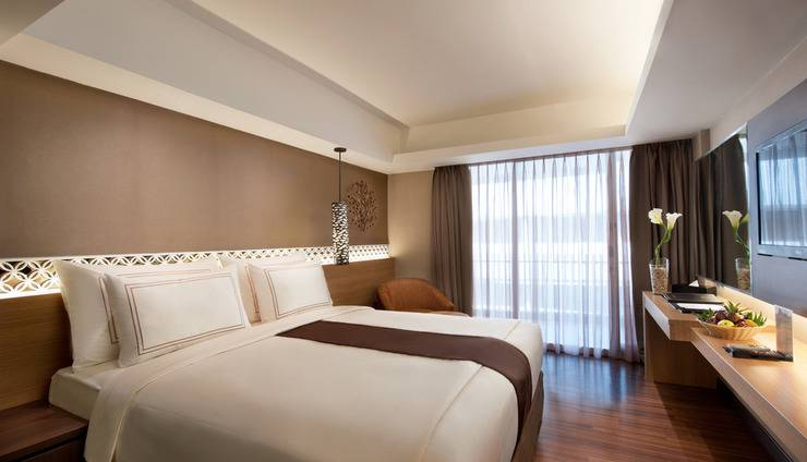 Ramada by Wyndham Bali Sunset Road Kuta - Deluxe Room Ramada Bali Sunset Road