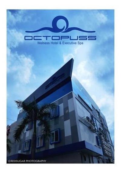 Octopuss Wellness Hotel Jambi - Exterior