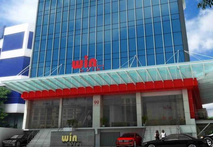 Win Hotel Panglima Polim - Hotel Building