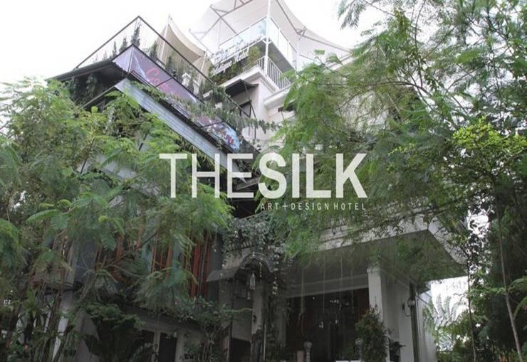 The Silk Hotel Bandung - Eksterior