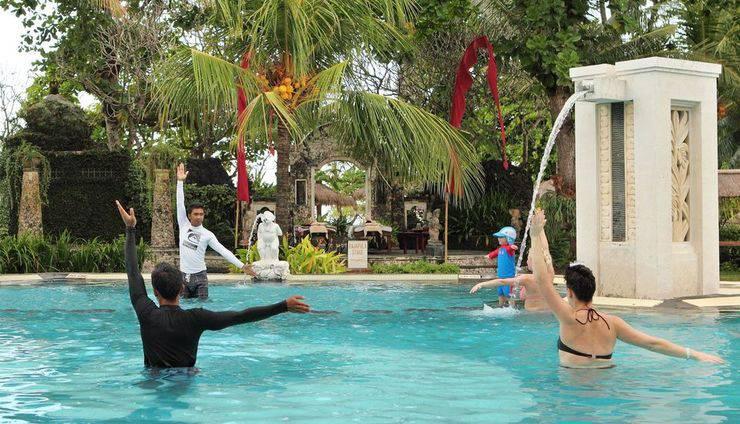 Bali Tropic Resort and Spa Bali - Aquacise