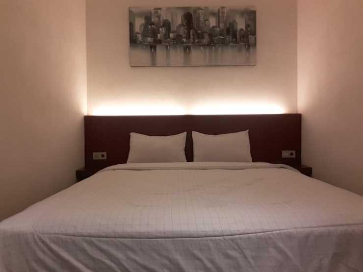 Marcell Hotel Deli Serdang - Bedroom