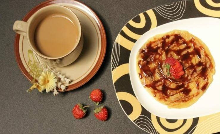 Nova Guest House Syariah Malang - Makanan