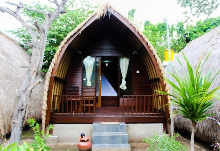 Meno Colanta Bungalow Lombok - Exterior