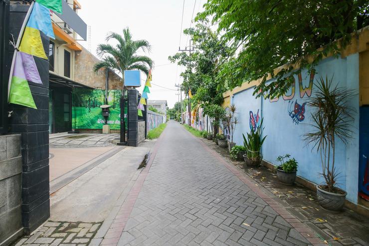Sky Inn Ketintang 1 Surabaya Surabaya - Exterior