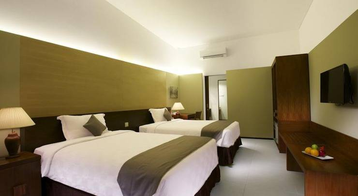 Hotel Neo+ Green Savana Sentul City - room photo 15164716
