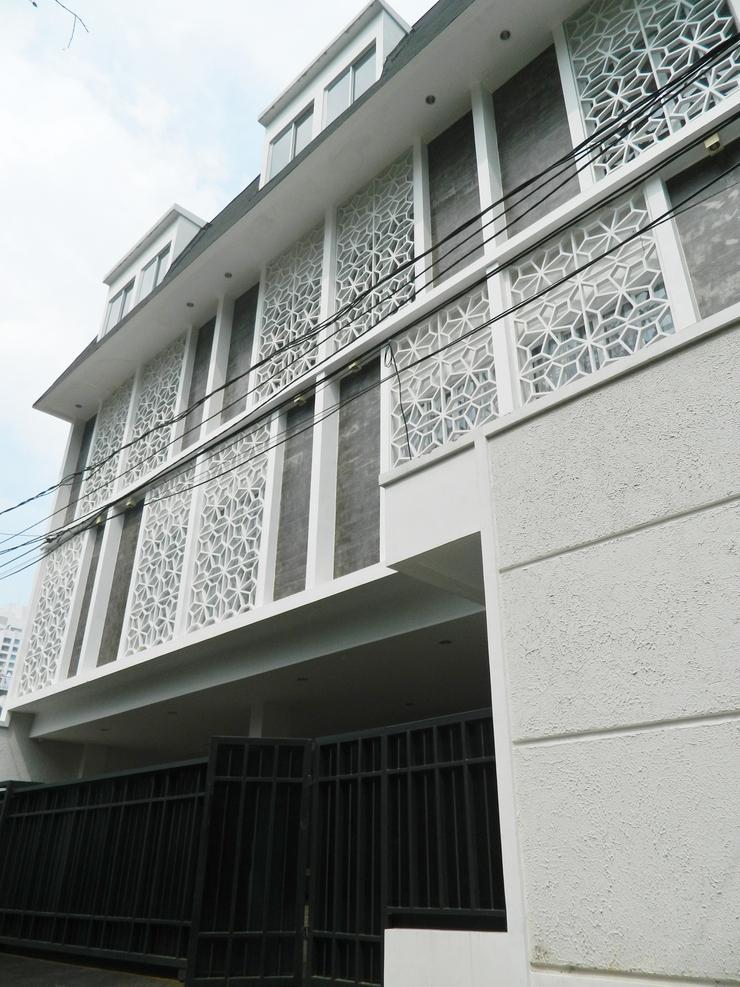 MK House SCBD Jakarta - Facade