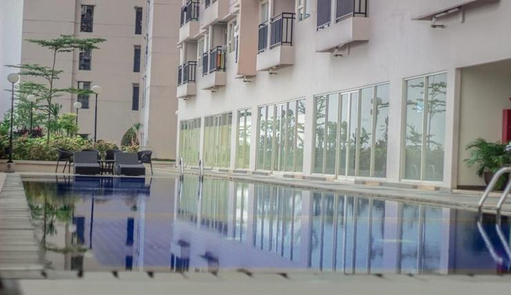 WJY Apartment Margonda Residence 5 Depok - Pool