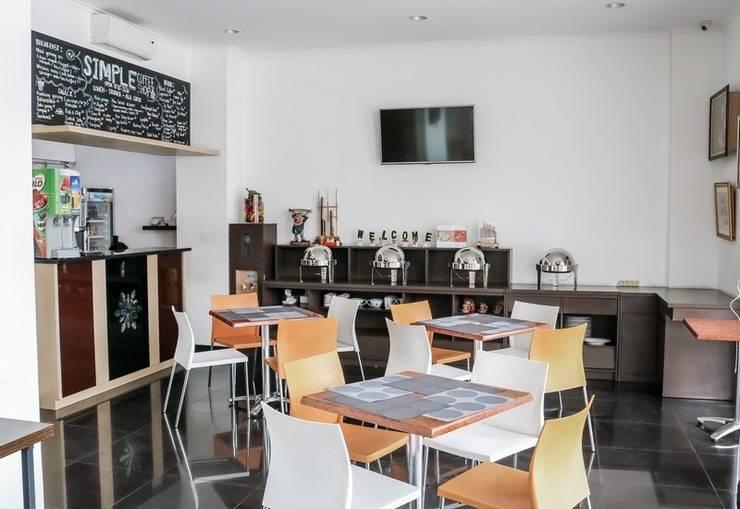 NIDA Rooms Cikudapateuh Station Antapani - Restoran