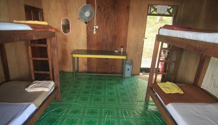 Harfat Jaya Homestay Raja Ampat - Kamar di Harfat Jaya Cottage