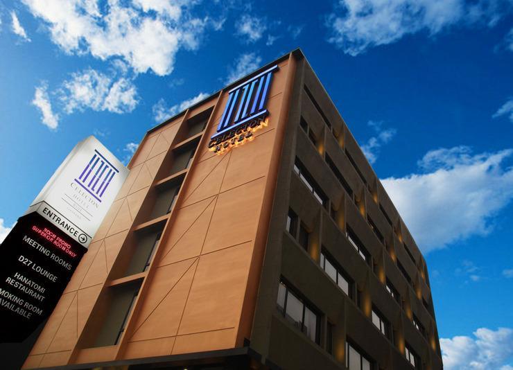 Celecton Blue Cikarang Bekasi - facade