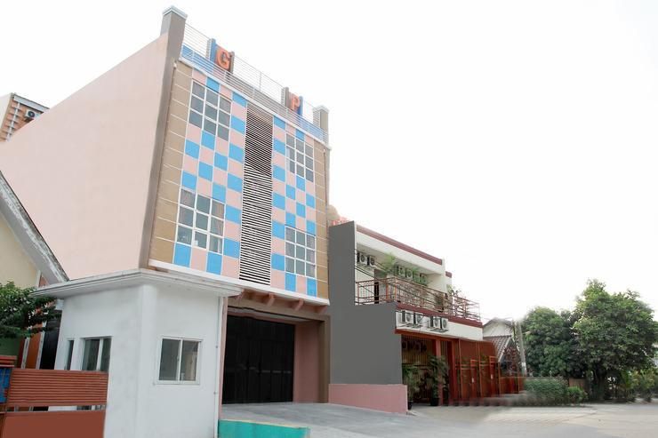 GP Residence Tangerang - Facade