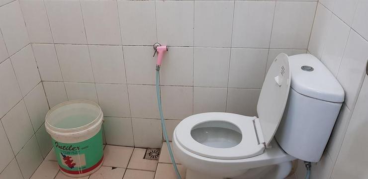 Pelangi Hotel Lembang Bandung - Bathroom
