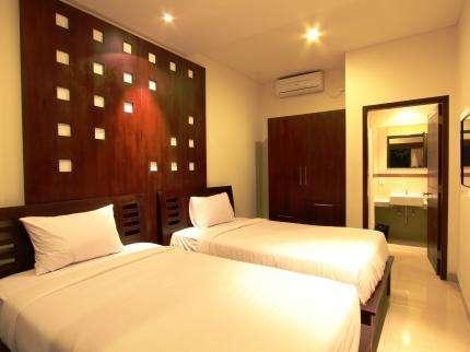 Billy Pendawa Home Stay Bali - Kamar Twin