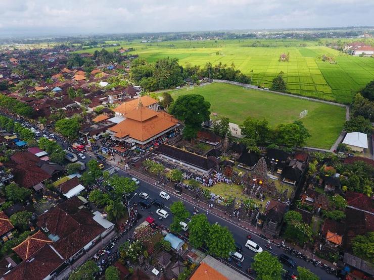 Villa Suri Jempiring Bali - Facade